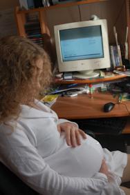 беременная медицинская сестра вредные влияния